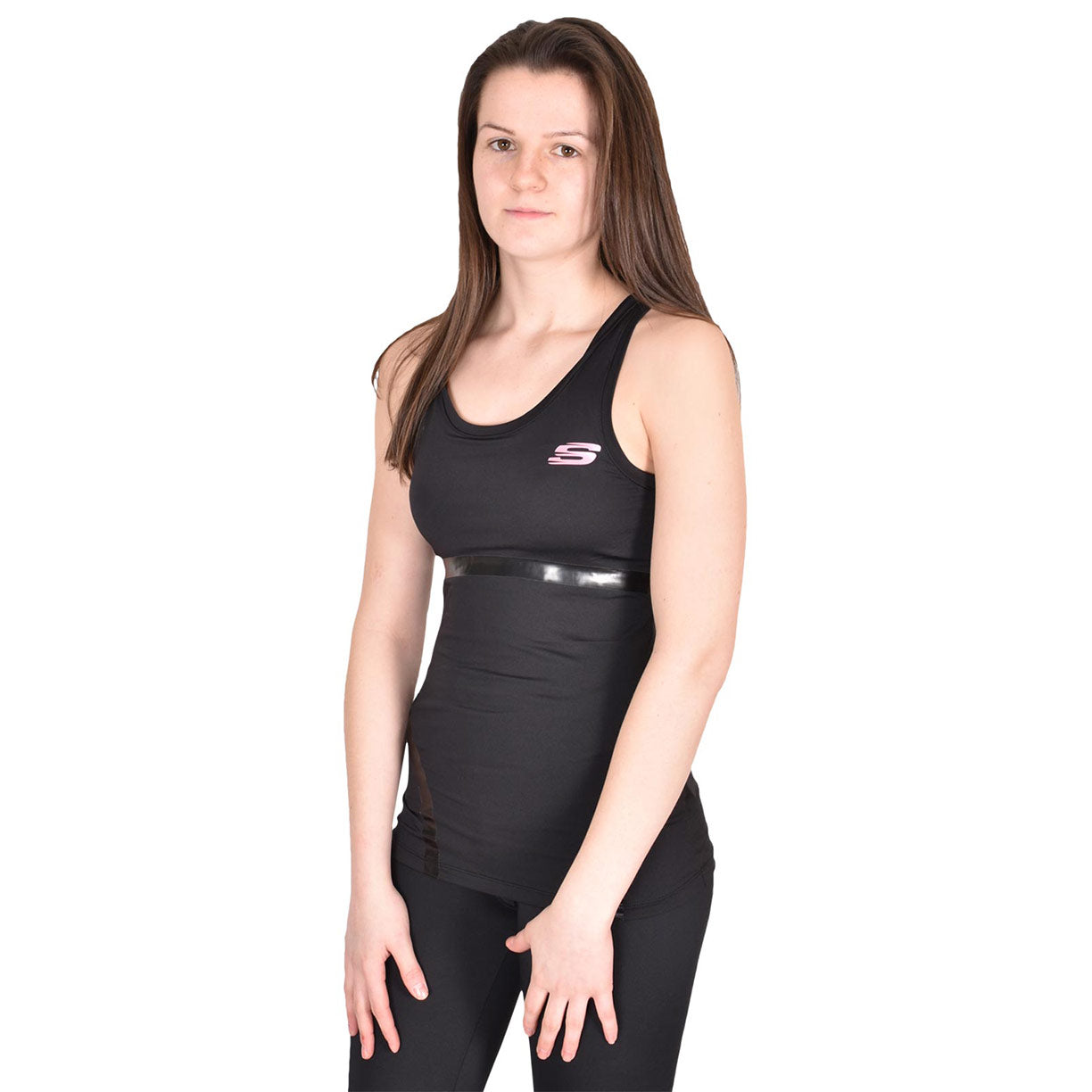 Skechers Gym Vest Opal Black