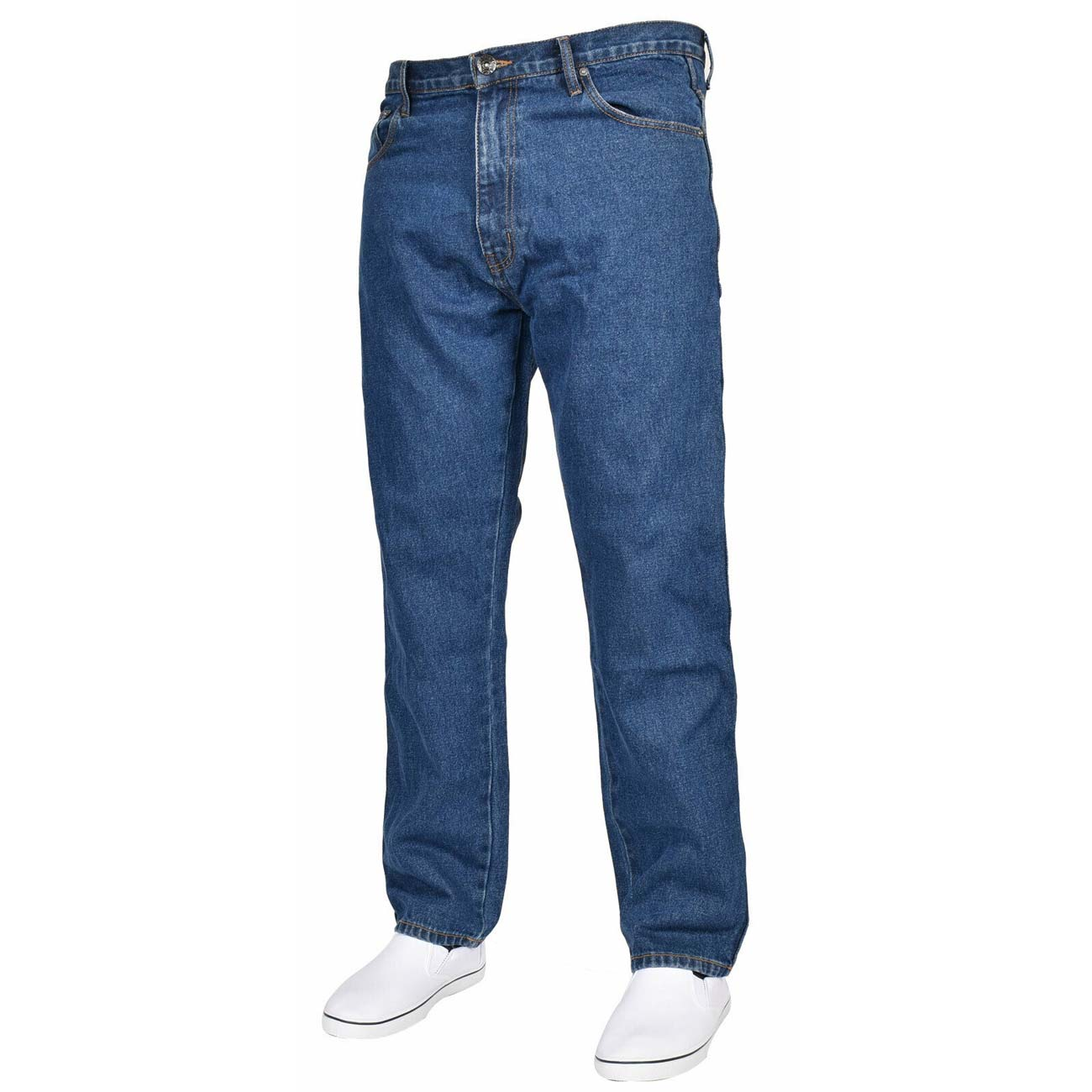 TF100 Mens Straight Leg Denim Jeans