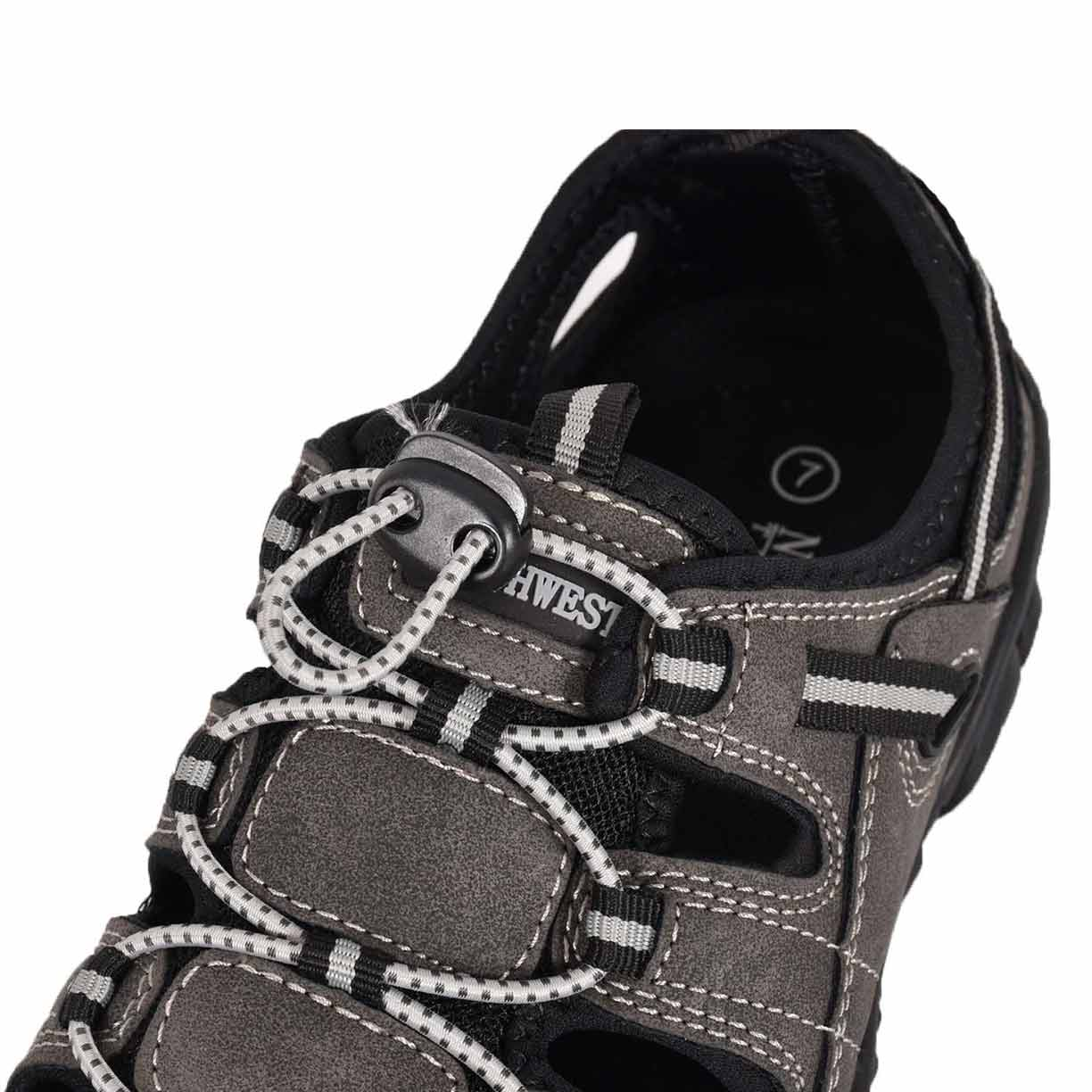 Northwest Territory Sandals Arizona Grey