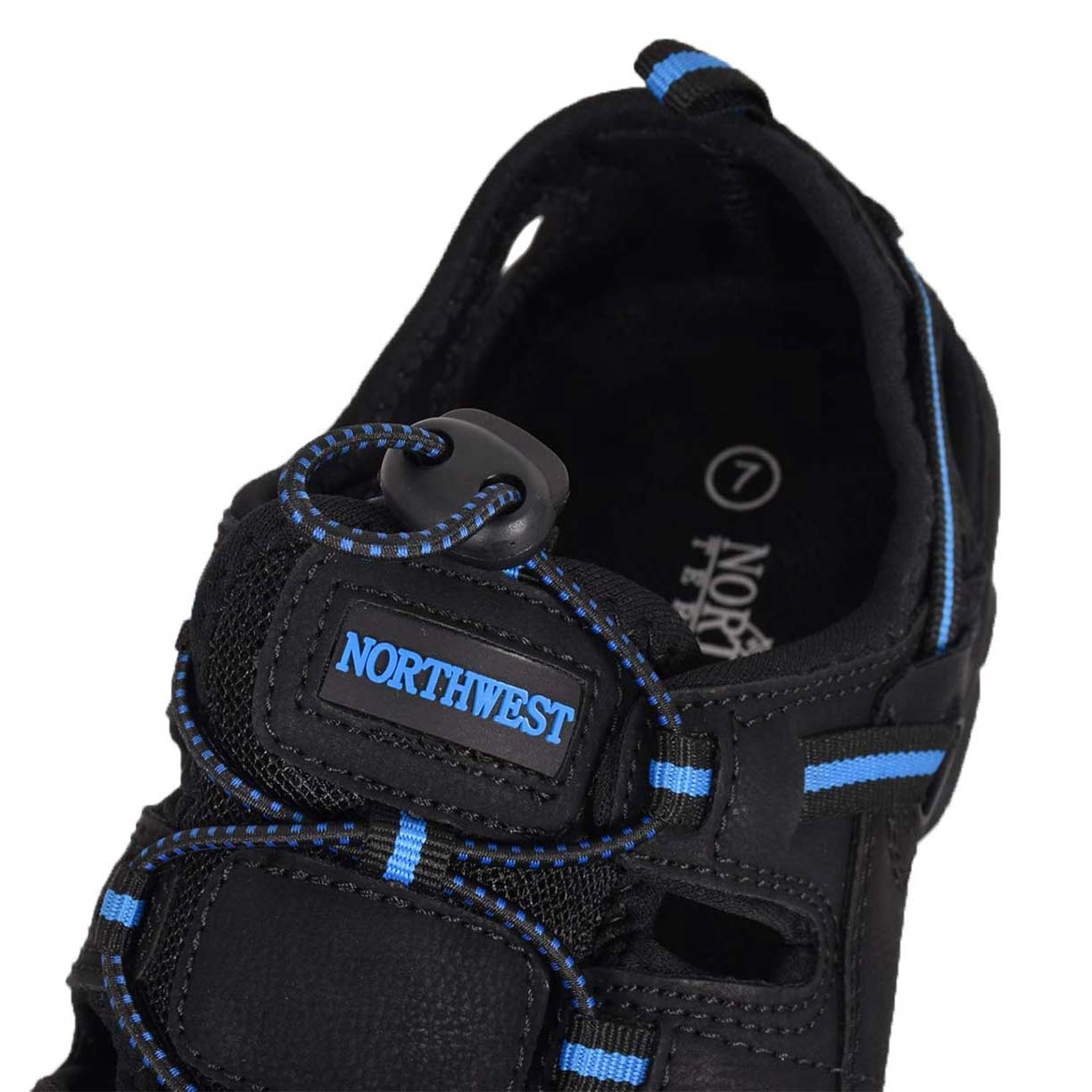 Northwest Territory Sandals Arizona Black