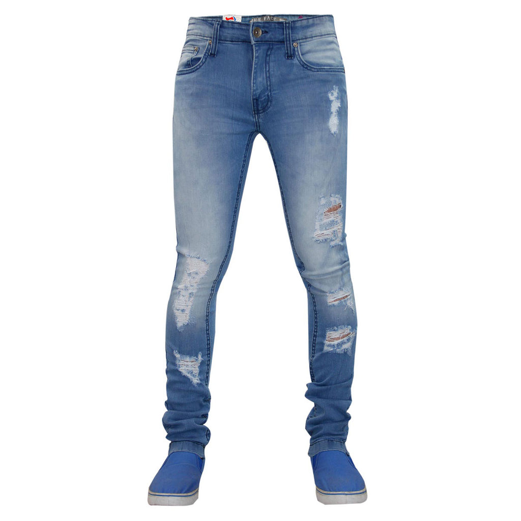 True Face Ripped Jeans TRF043