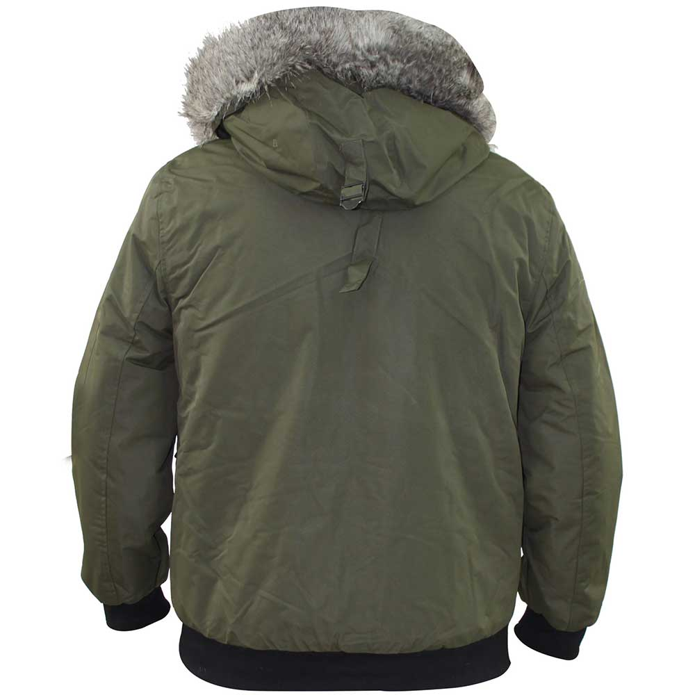 True Face Men Coat Tunstall