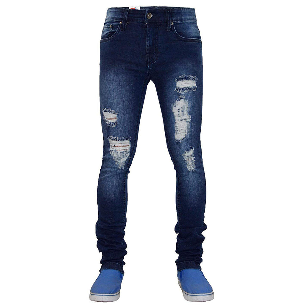 True Face Ripped Jeans TRF041