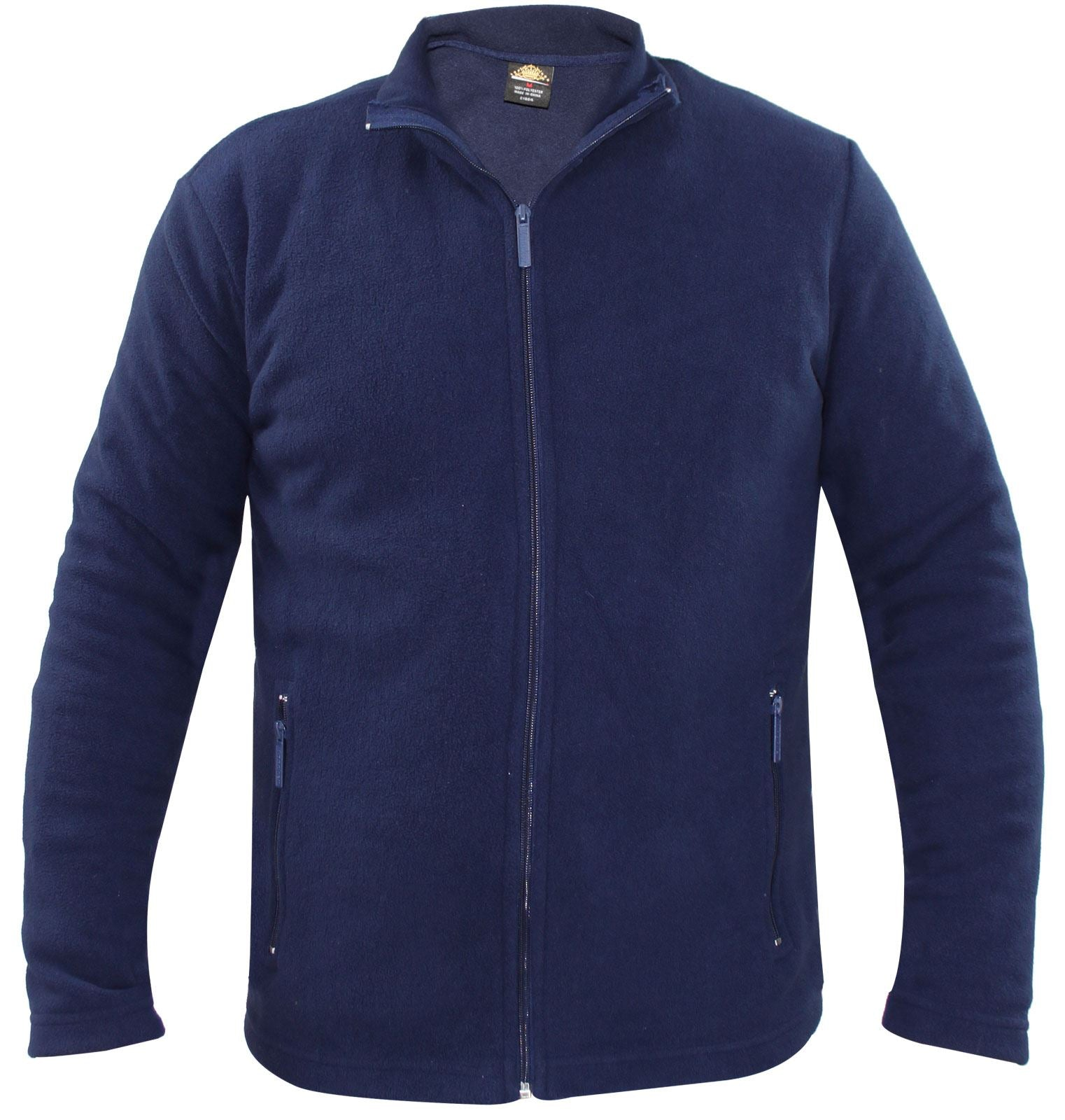 Mens Jacket RK37 Navy 5X-Large