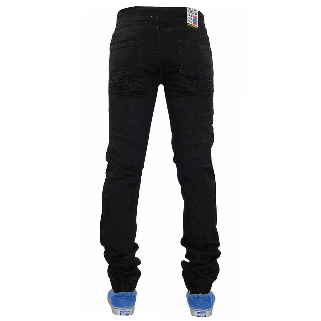 Mens Ripped Skinny Jeans Loyalty /& Faith Stretch Slim Fit Denim Pants Trousers