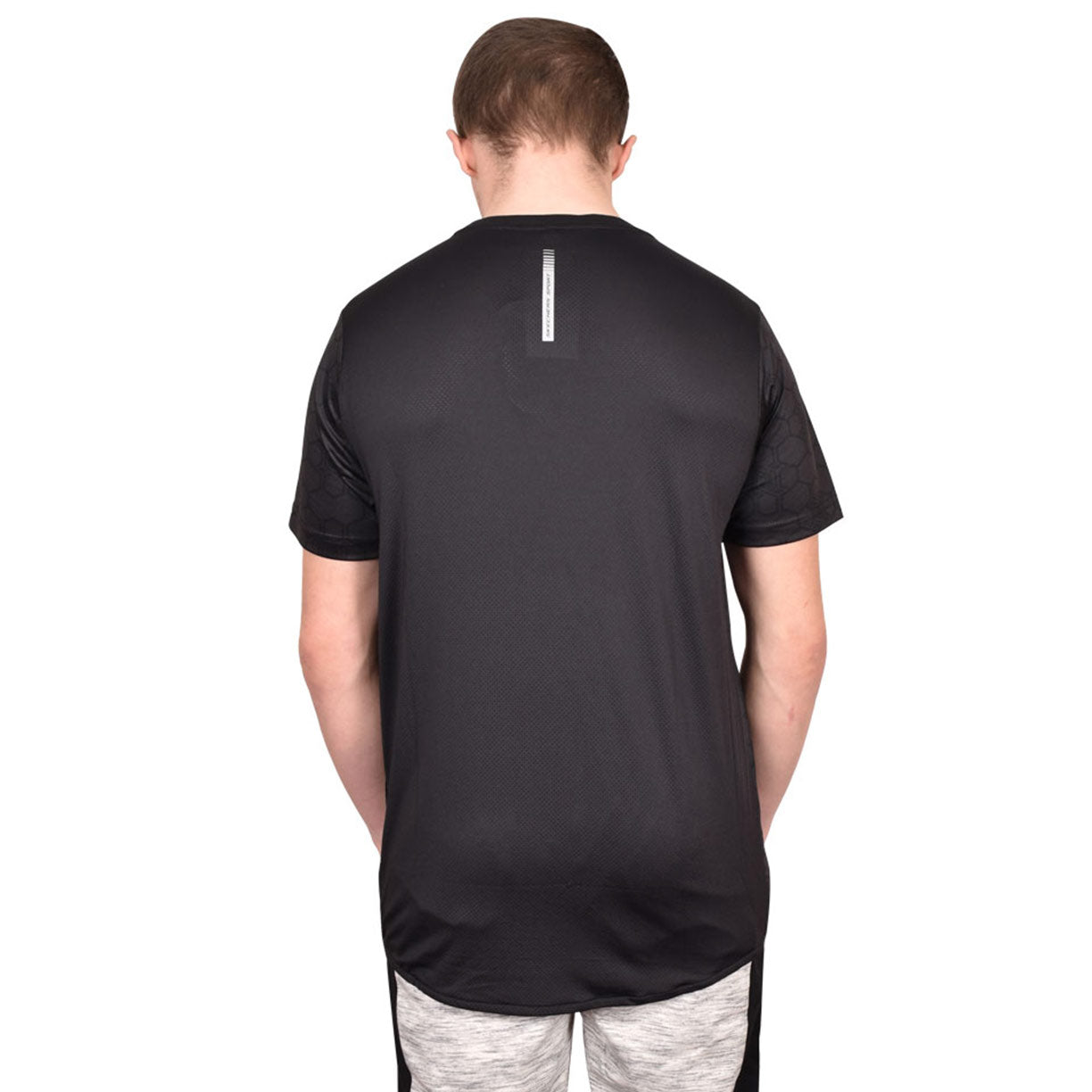 Skechers T Shirt Louis Black