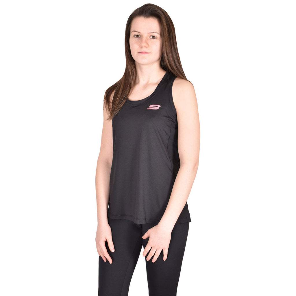 Skechers Gym Vest Pheobe Black