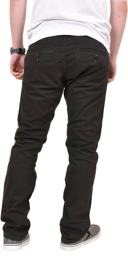 Kushiro City Angara Chinos Black