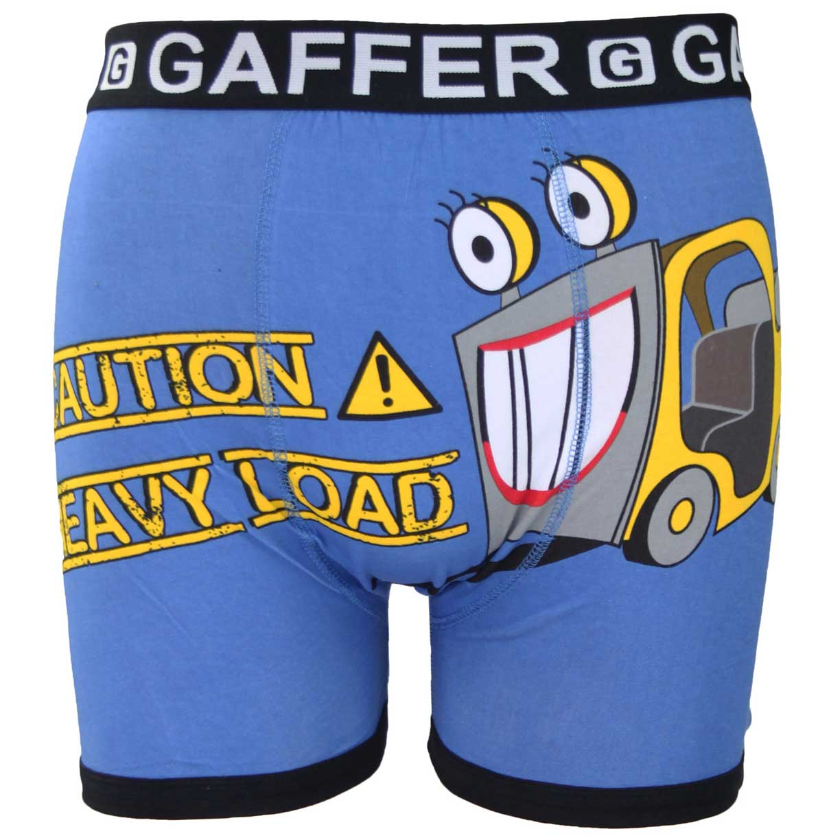 Gaffer Boxers Truck Blue