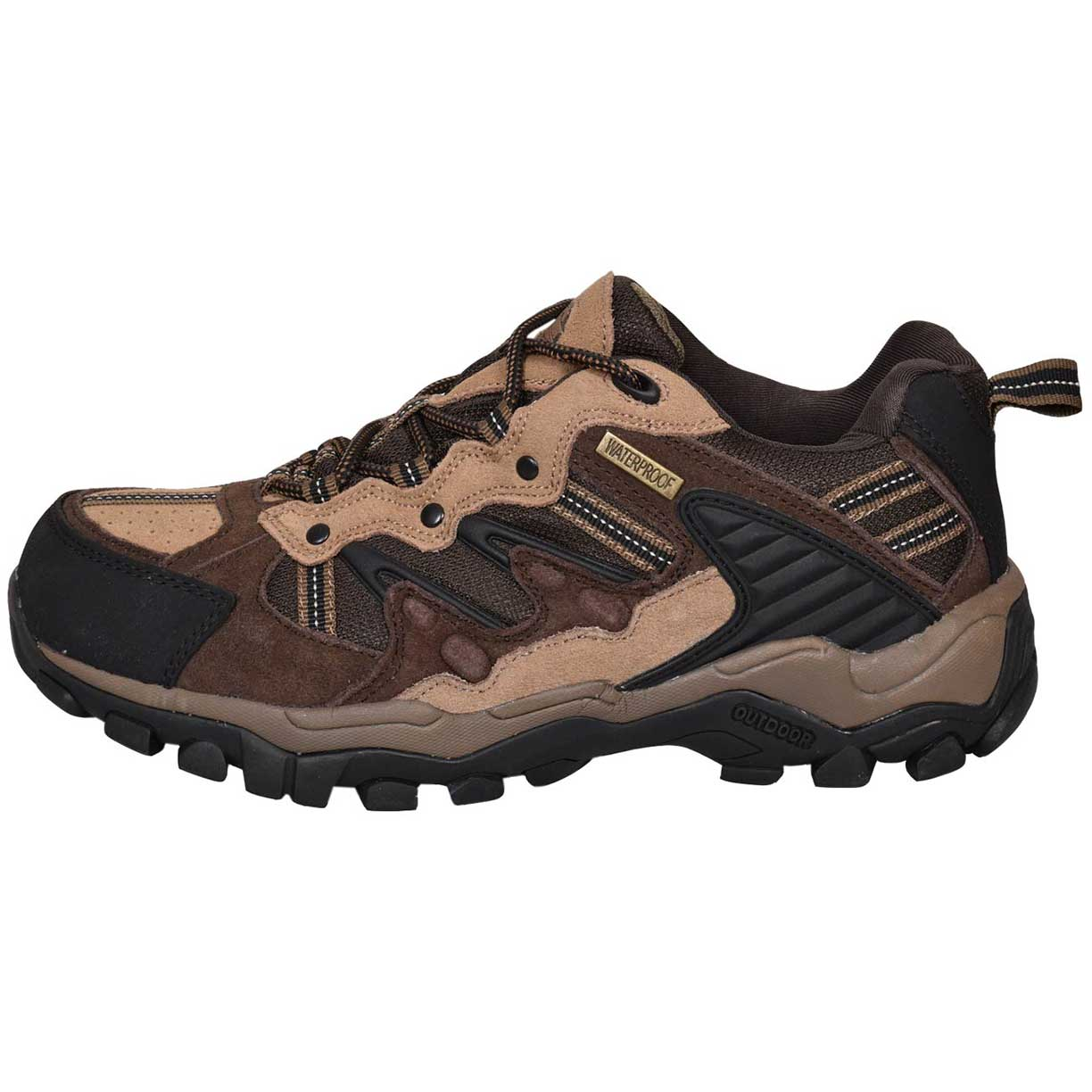 Northwest Hiking Shoe Reliance Brown