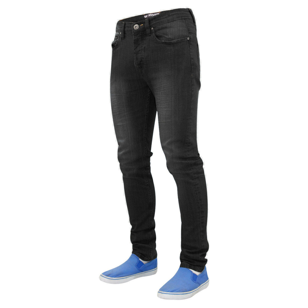 7 Series Beattie Skinny Jeans Charcoal