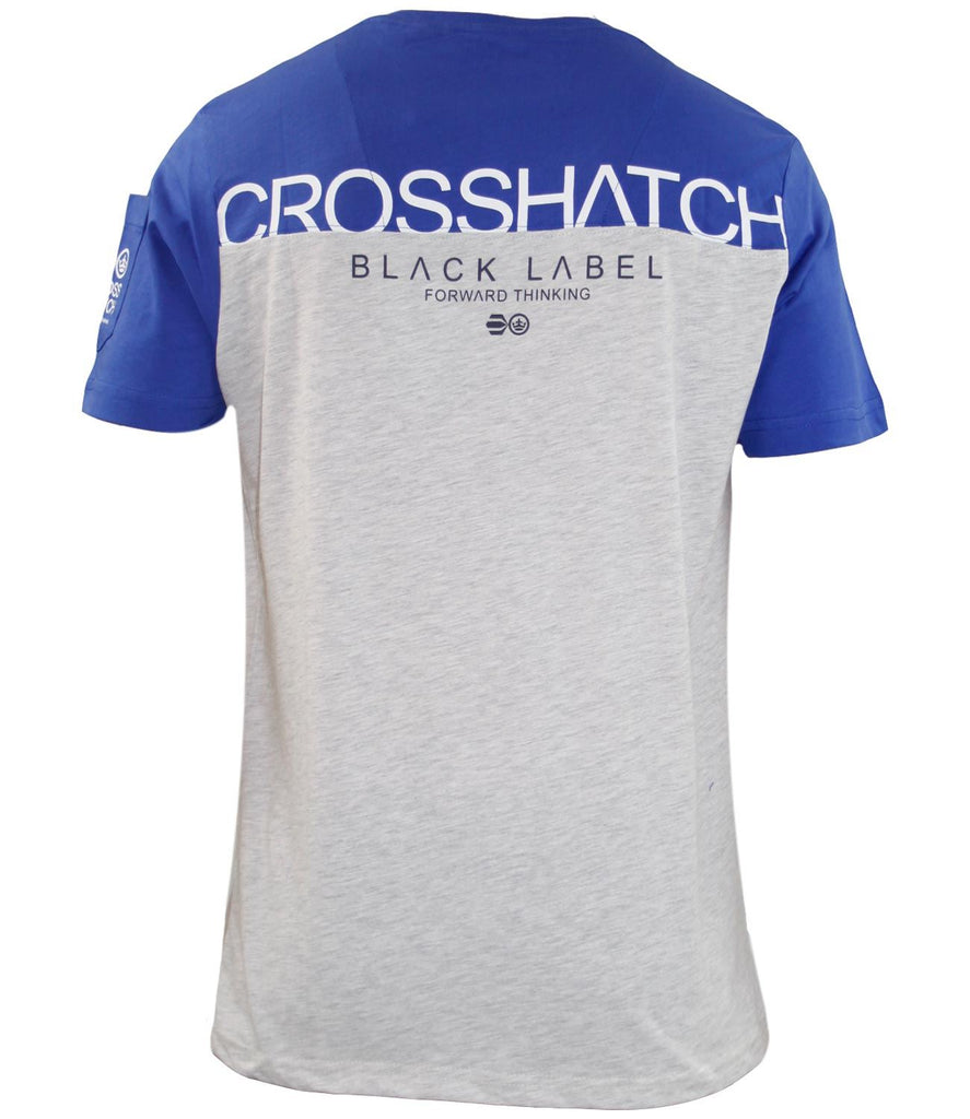 Crosshatch T Shirt Keemar