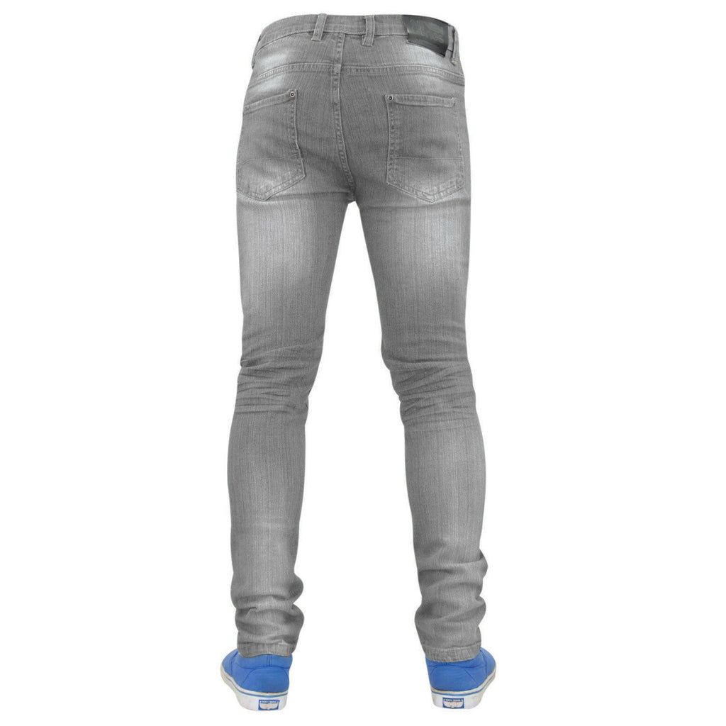 7 Series Beattie Skinny Jeans Grey