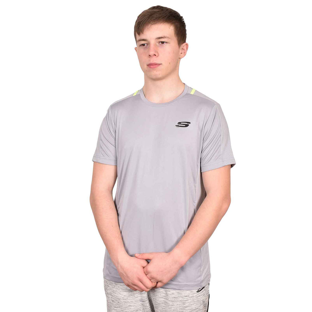 Skechers T Shirt Luca Grey