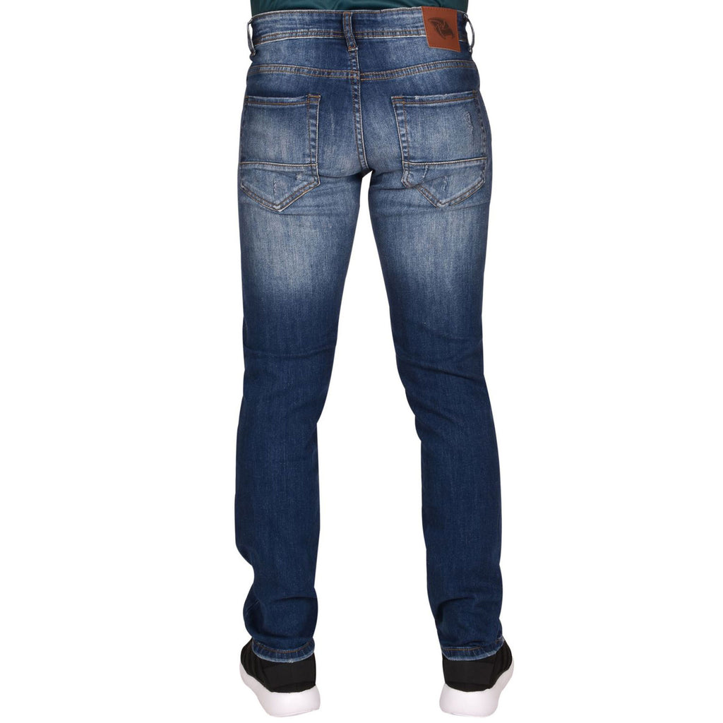 Mens Slim Fit Stretchable Denim Jeans TF563