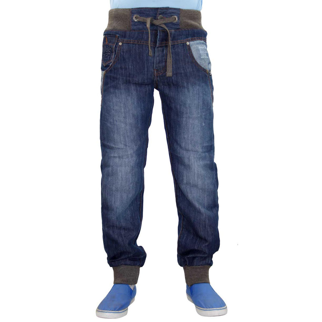 Rawcraft Jeans Tussker Mid Wash