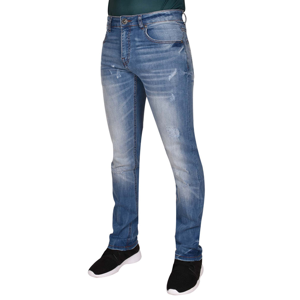 Mens Slim Fit Stretchable Jeans TF567