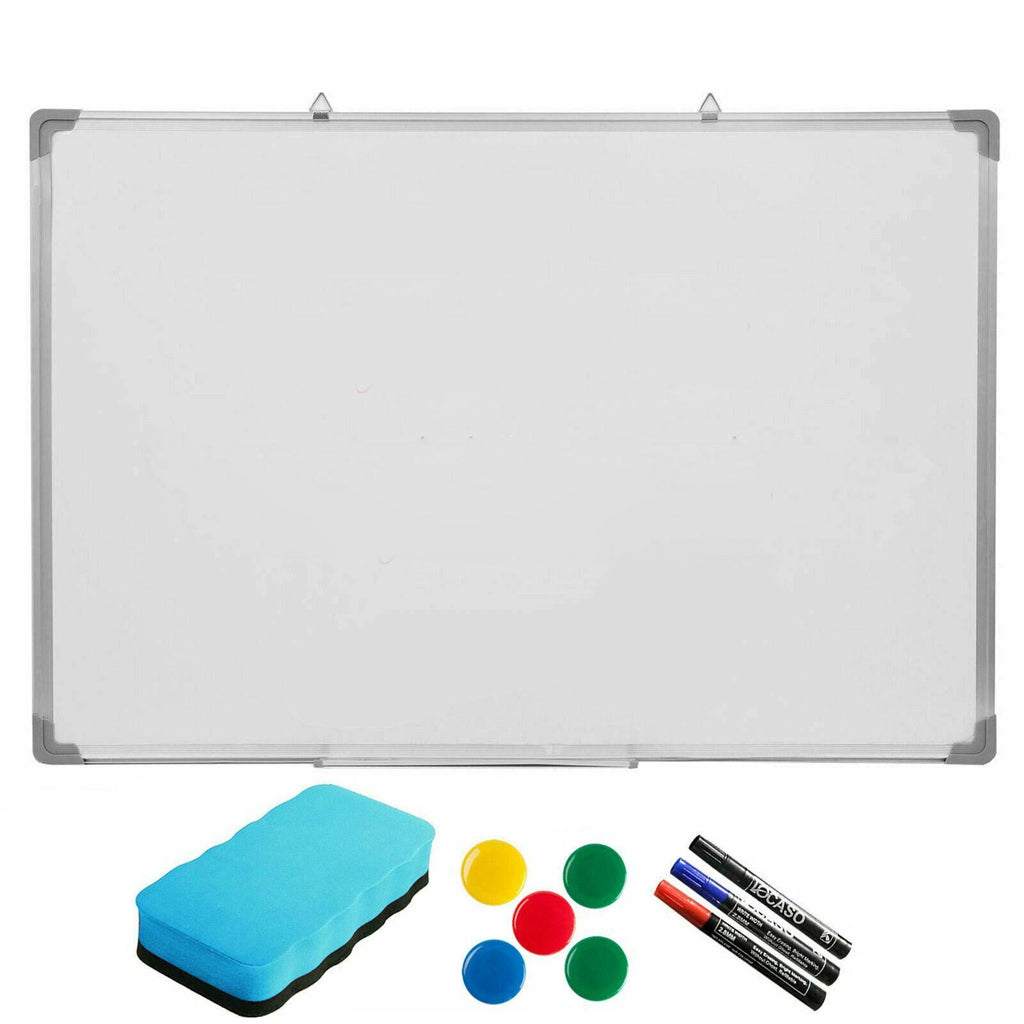 Magnetic White Notice Board