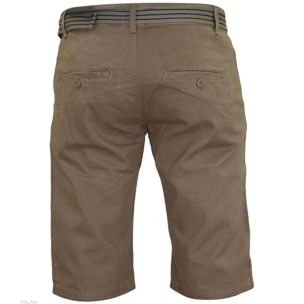 Kushiro City Ryan Shorts Zip Fly Olive