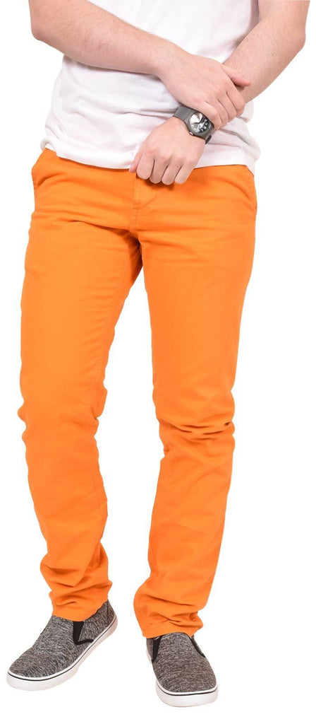 Kushiro City Angara Chinos Orange