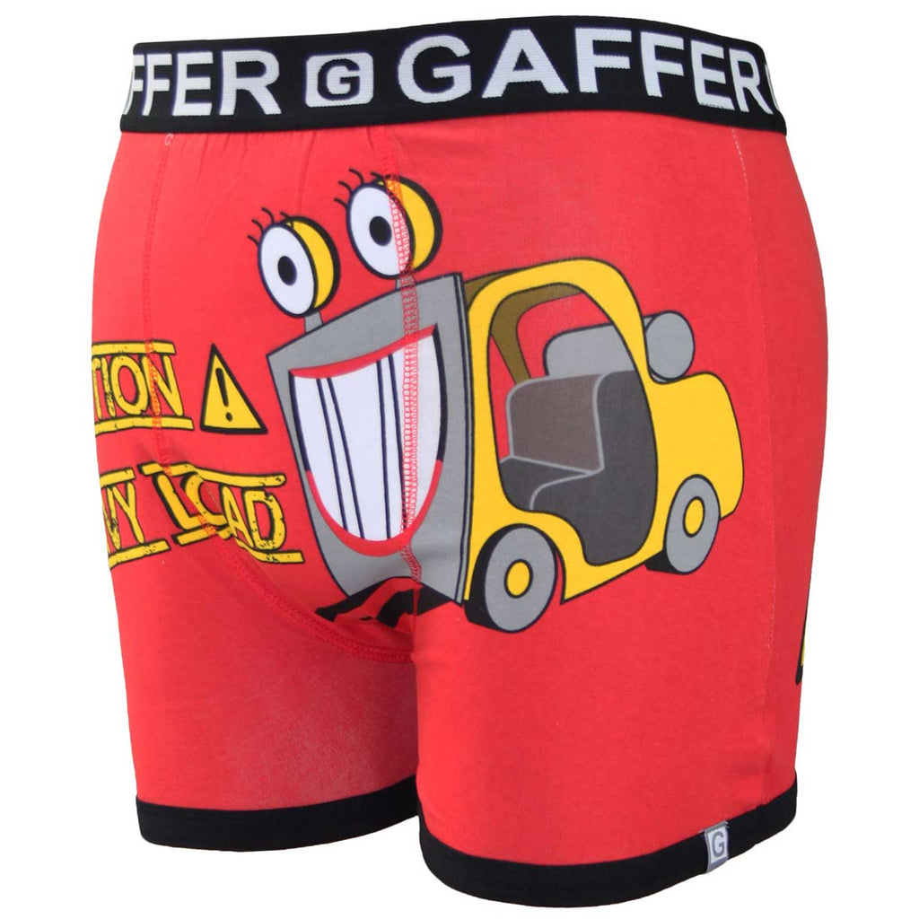 Gaffer Boxers Truck