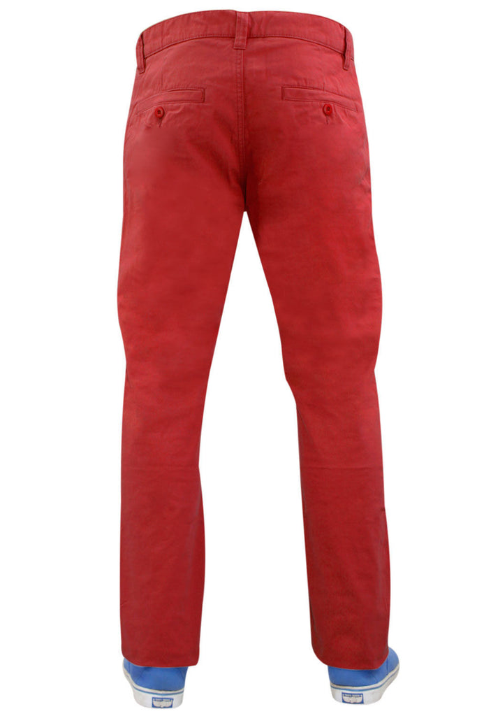 Kushiro City Angara Chinos Red