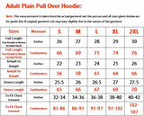 2 Pack Mens Pullover Fleece Hoodies G82