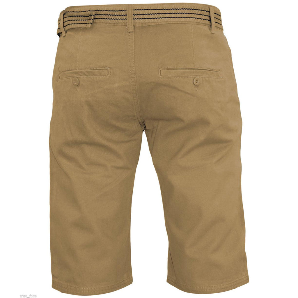 Kushiro City Ryan Shorts Zip Fly Stone