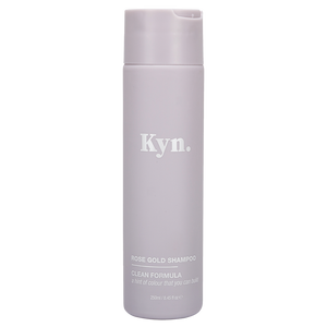 KYN Rose Gold Shampoo