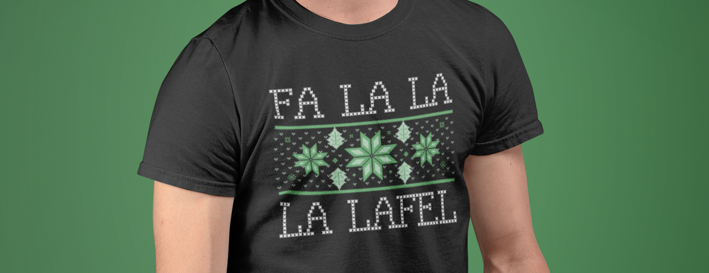 Vegan Christmas T-Shirts