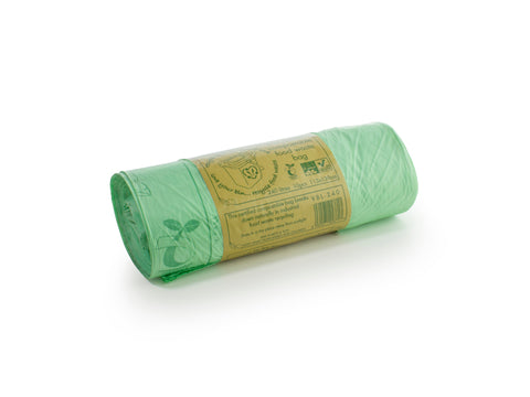 Compostable liner 240 litre, 10 per roll