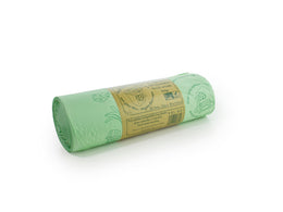 Compostable liner 80 litre, 20 per roll