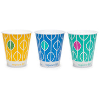 16oz (500ml) paper cold cup - Hula - 96 Series