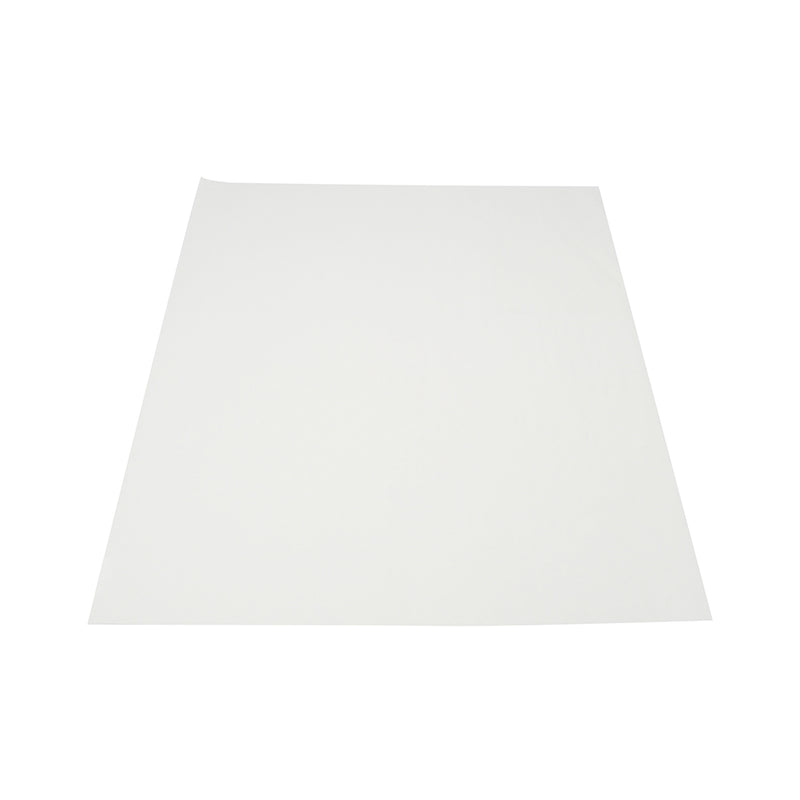Greaseproof sheet 35 x 22.5cm 30gsm - white