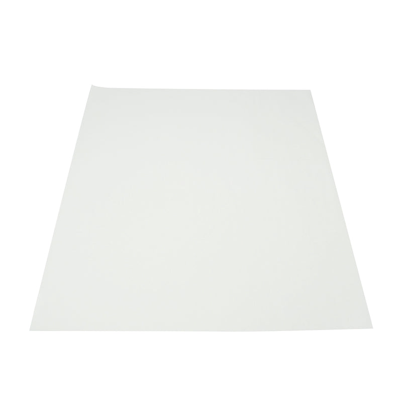 Greaseproof sheet 43 x 35cm 30gsm - white