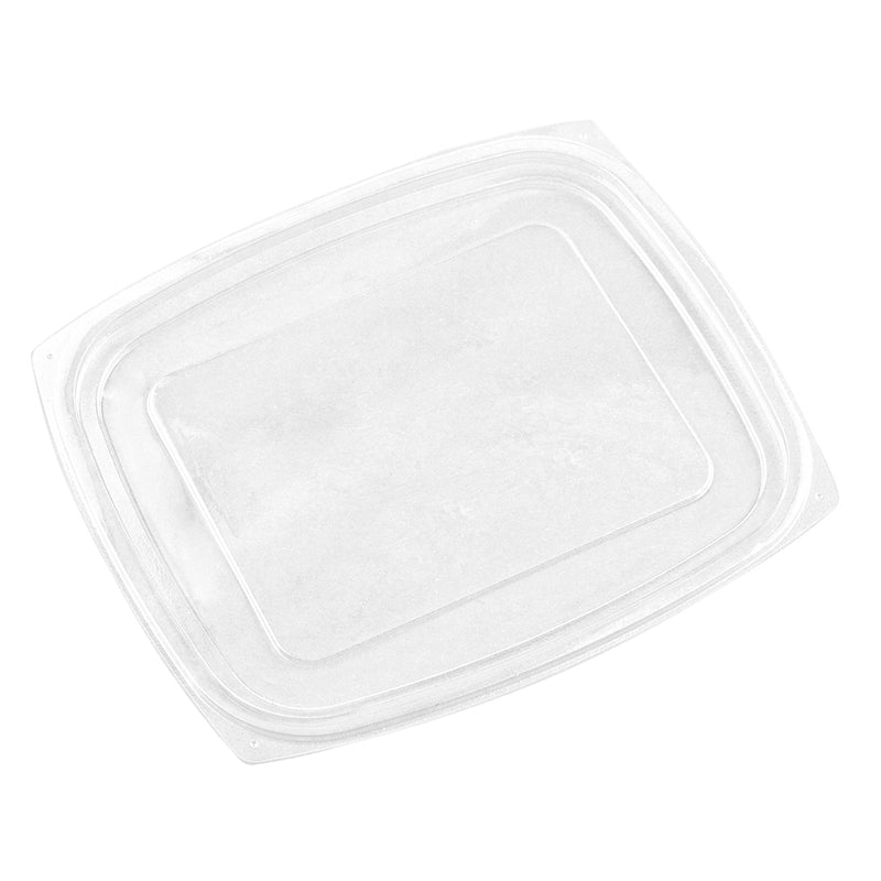 Lid - Rectangular (fits 24 & 32oz) - clear