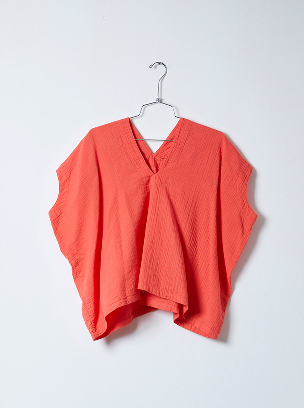 Celeste Top in Crinkled Cotton, More Colors