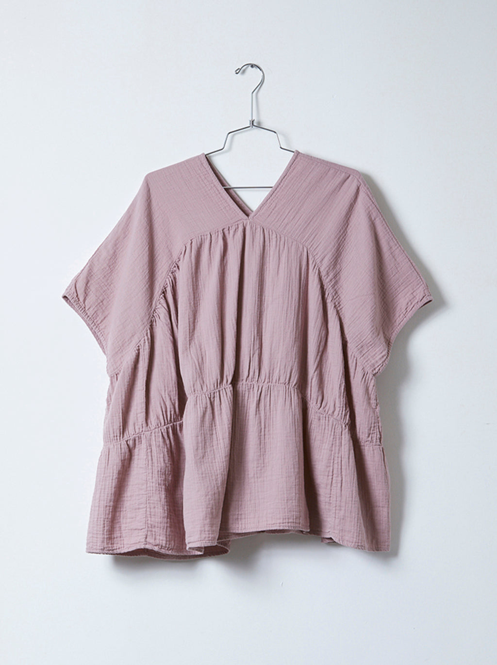 Lihue Tunic in Crinkled Cotton, More Colors