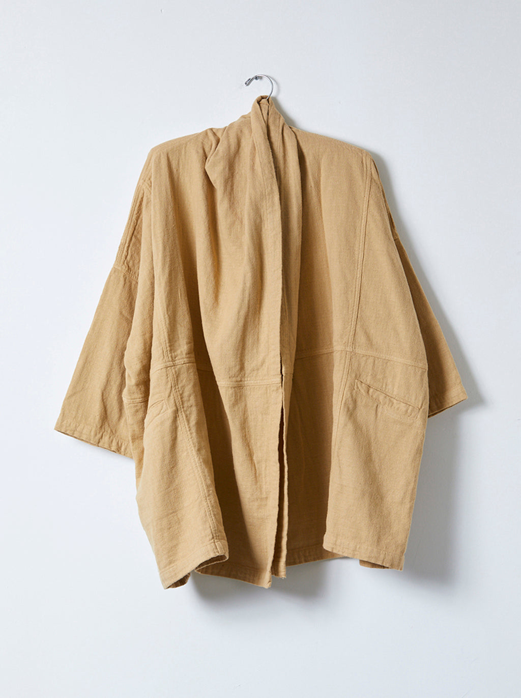 Haori Coat in Cotton Gauze, More Colors
