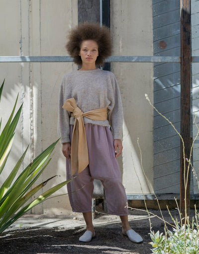 Kiko Pant in Crinkled Cotton, More Colors