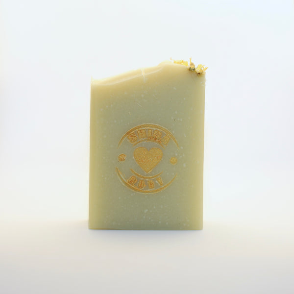 Silk soap - Lemon verbena