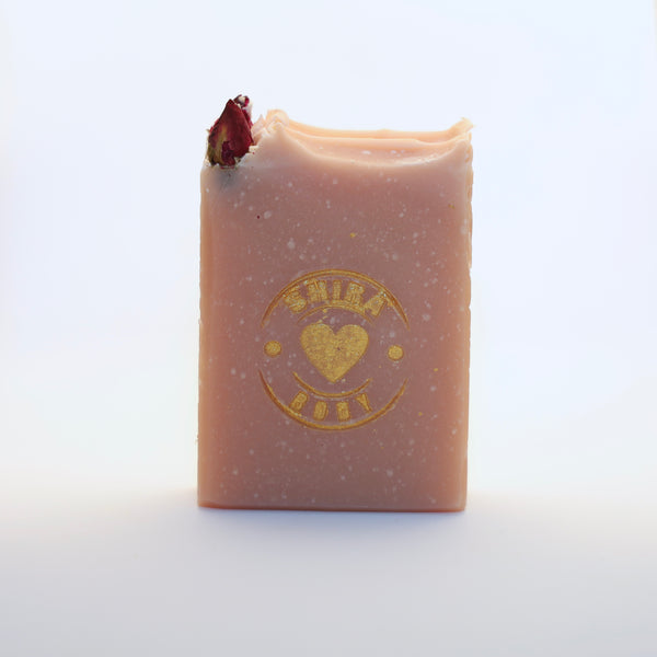 Silk soap - Wild rose