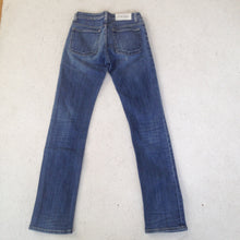 Load image into Gallery viewer, Vintage Blue Acne Woman's Jeans/ Hep Pure/ Size W 25 L 32