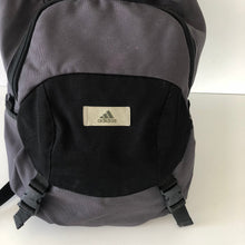 Load image into Gallery viewer, Vintage Gray Adidas Backpack