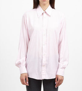 Vintage Pink Givenchy Shirt/ Size 37/38