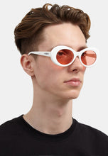 Load image into Gallery viewer, Vintage Vintage oval Kurt Cobain Clout Goggles sunglasses