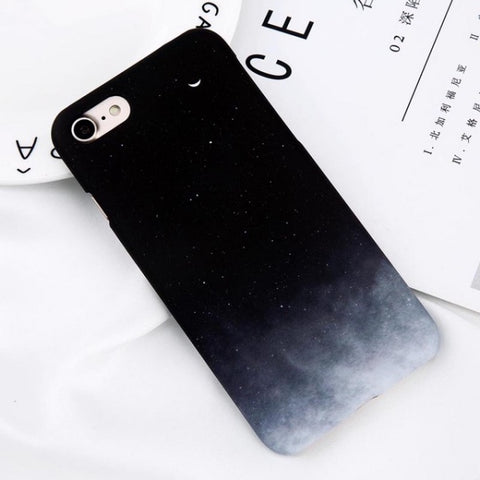 iPhone Cloudy Sky Case