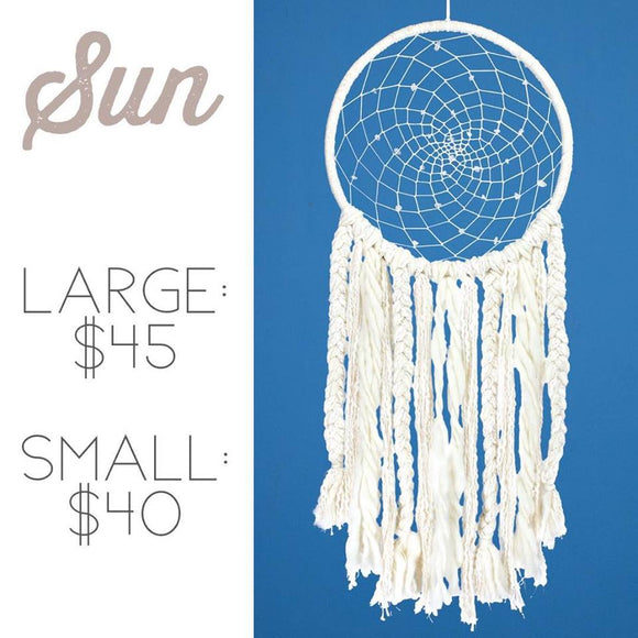 Sun Dream Catcher