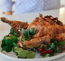 Load image into Gallery viewer, Free Range Bronze Christmas Turkey - Harvest Bundle