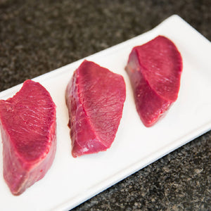 Wild Venison Steaks - Harvest Bundle